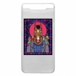 Чехол для Samsung A80 Bojack Horseman icon