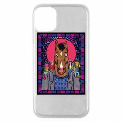 Чехол для iPhone 11 Pro Bojack Horseman icon