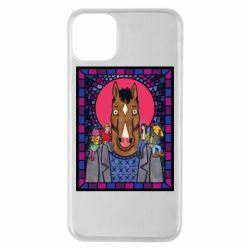 Чехол для iPhone 11 Pro Max Bojack Horseman icon