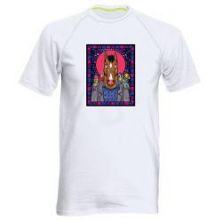 Мужская спортивная футболка Bojack Horseman icon