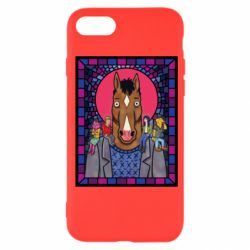 Чехол для iPhone 7 Bojack Horseman icon