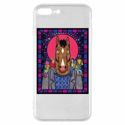 Чехол для iPhone 7 Plus Bojack Horseman icon