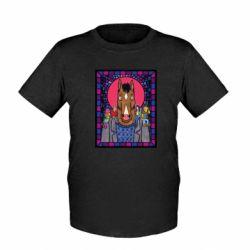Детская футболка Bojack Horseman icon