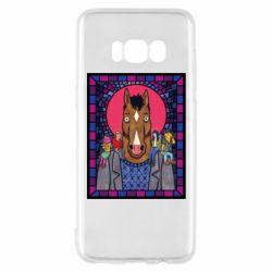 Чехол для Samsung S8 Bojack Horseman icon