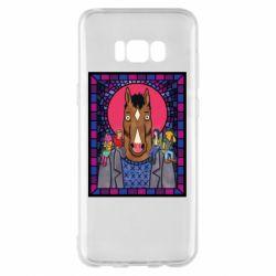 Чехол для Samsung S8+ Bojack Horseman icon