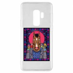 Чехол для Samsung S9+ Bojack Horseman icon