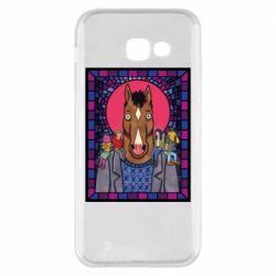 Чехол для Samsung A5 2017 Bojack Horseman icon