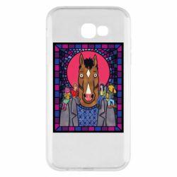 Чехол для Samsung A7 2017 Bojack Horseman icon
