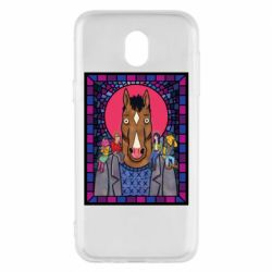Чехол для Samsung J5 2017 Bojack Horseman icon