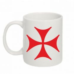 Кружка 320ml Болнисский крест - FatLine