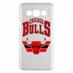 Чохол для Samsung A3 2015 Великий логотип Chicago Bulls