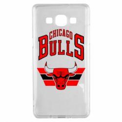 Чохол для Samsung A5 2015 Великий логотип Chicago Bulls
