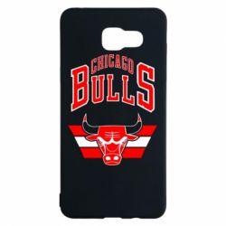 Чохол для Samsung A5 2016 Великий логотип Chicago Bulls