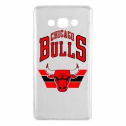 Чохол для Samsung A7 2015 Великий логотип Chicago Bulls