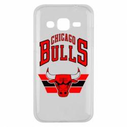 Чохол для Samsung J2 2015 Великий логотип Chicago Bulls