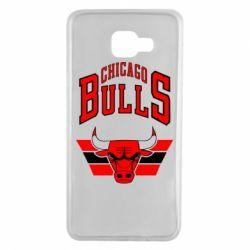 Чохол для Samsung A7 2016 Великий логотип Chicago Bulls