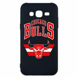 Чохол для Samsung J5 2015 Великий логотип Chicago Bulls
