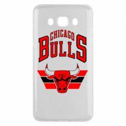 Чохол для Samsung J5 2016 Великий логотип Chicago Bulls