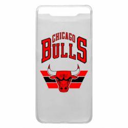 Чохол для Samsung A80 Великий логотип Chicago Bulls