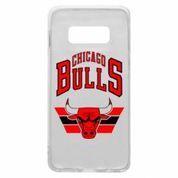 Чохол для Samsung S10e Великий логотип Chicago Bulls