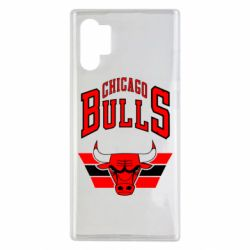 Чохол для Samsung Note 10 Plus Великий логотип Chicago Bulls