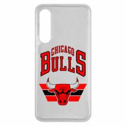 Чехол для Xiaomi Mi9 SE Большой логотип Chicago Bulls