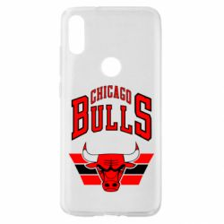 Чохол для Xiaomi Mi Play Великий логотип Chicago Bulls