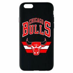 Чохол для iPhone 6/6S Великий логотип Chicago Bulls