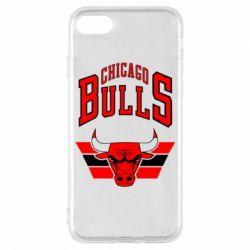 Чохол для iPhone 7 Великий логотип Chicago Bulls