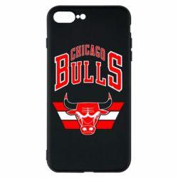 Чохол для iPhone 7 Plus Великий логотип Chicago Bulls