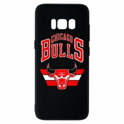 Чохол для Samsung S8 Великий логотип Chicago Bulls