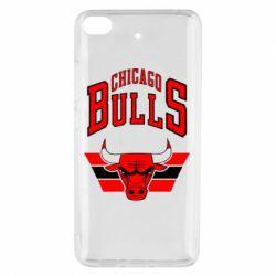 Чохол для Xiaomi Mi 5s Великий логотип Chicago Bulls