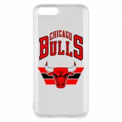 Чохол для Xiaomi Mi6 Великий логотип Chicago Bulls