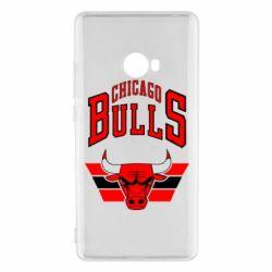 Чехол для Xiaomi Mi Note 2 Большой логотип Chicago Bulls