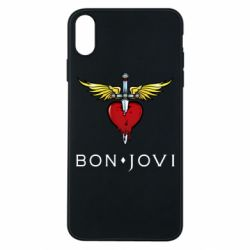 Чехол для iPhone Xs Max Bon Jovi
