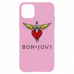 Чехол для iPhone 11 Bon Jovi