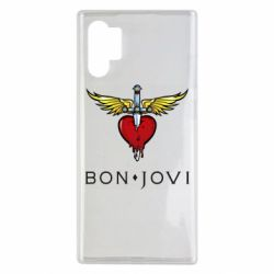 Чехол для Samsung Note 10 Plus Bon Jovi