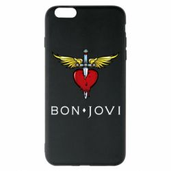 Чехол для iPhone 6 Plus/6S Plus Bon Jovi