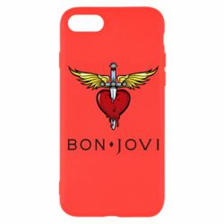 Чехол для iPhone 7 Bon Jovi