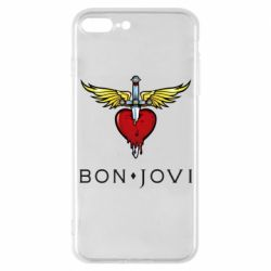 Чехол для iPhone 7 Plus Bon Jovi