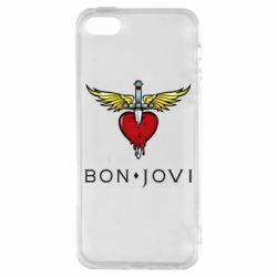 Чехол для iPhone5/5S/SE Bon Jovi