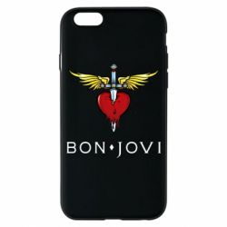 Чехол для iPhone 6/6S Bon Jovi