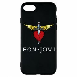 Чехол для iPhone 8 Bon Jovi