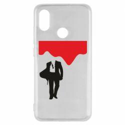 Чехол для Xiaomi Mi8 Bond 007 minimalism