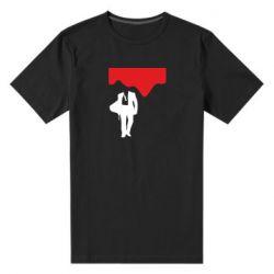 Чоловіча стрейчева футболка Bond 007 minimalism