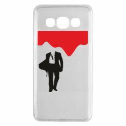 Чохол для Samsung A3 2015 Bond 007 minimalism