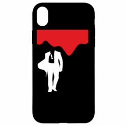 Чохол для iPhone XR Bond 007 minimalism