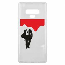 Чохол для Samsung Note 9 Bond 007 minimalism
