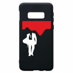 Чохол для Samsung S10e Bond 007 minimalism