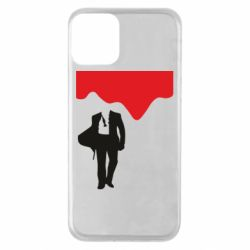 Чохол для iPhone 11 Bond 007 minimalism